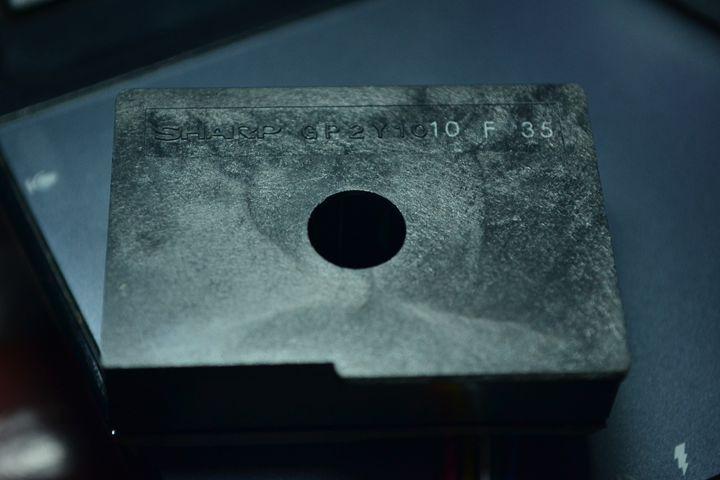 Sharp GP2Y10传感器图片正面