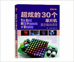 《超炫的30个单片机显示驱动项目》 《无线电》编辑部